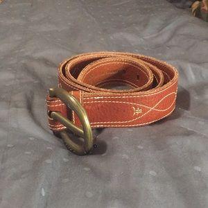 The Frye Company leather Belt